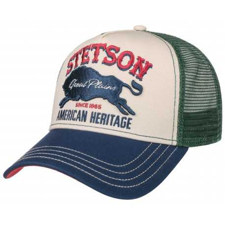 Stetson cap Trucker Great Plains