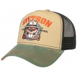 Stetson cap Trucker Forest Patrol