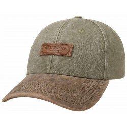 Stetson cotton baseball cap