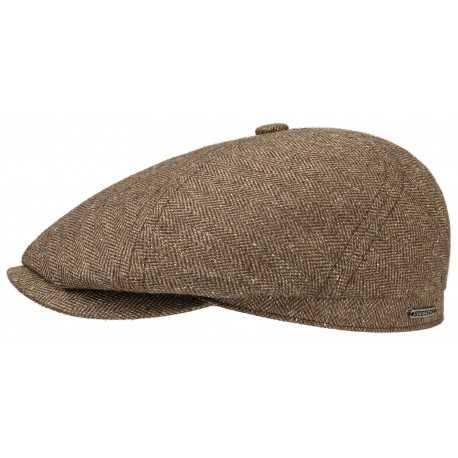 Stetson cap cotton/linen