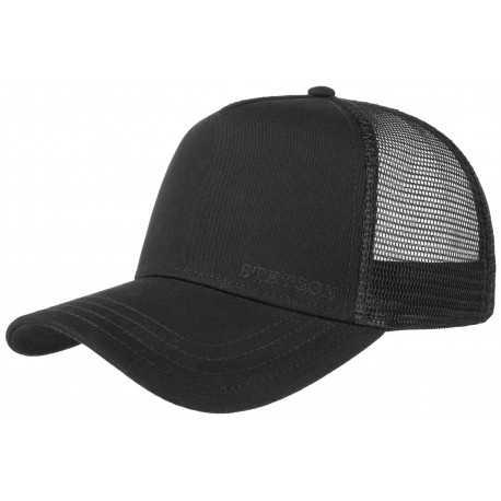 Stetson trucker cap cotton