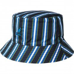 Kangol double pattern bucket - Chapellerie ile de Ré