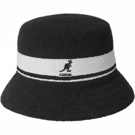 Kangol bob Bermuda stripe bucket