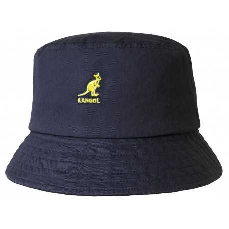 Kangol washed bucket - Chapellerie ile de Ré