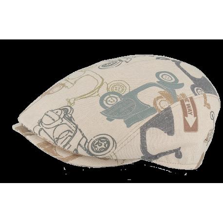 Fléchet casquette Vespa