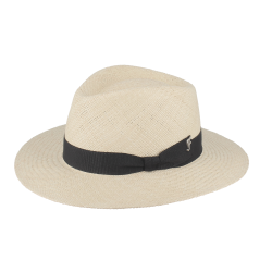 Fléchet Panama blanc