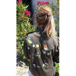 Birds Jacket