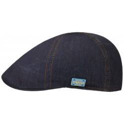 Stetson casquette Texas Denim Navy