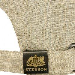 Stetson baseball cap linen anti UV - Chapellerie ile de Ré