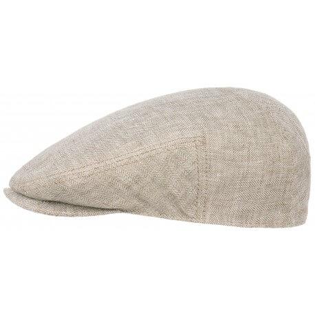 Stetson cap Kent Linen