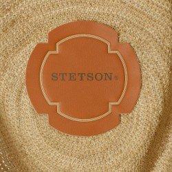 Stetson hat Western raffia crochet - Chapellerie ile de Ré
