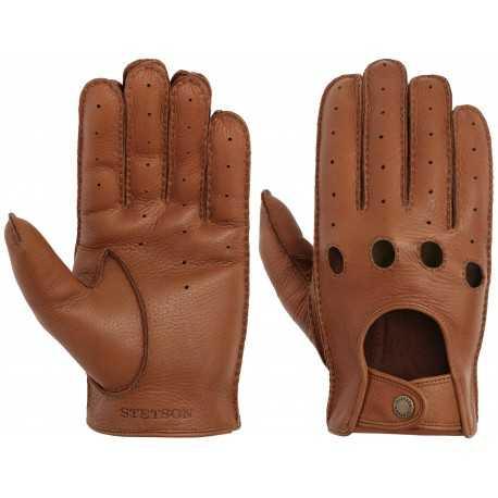 Stetson gloves nappa - Chapellerie ile de Ré