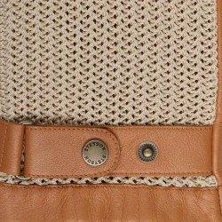 Stetson gloves nappa and knit - Chapellerie ile de Ré
