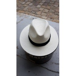 Mayser Panama Menton uv protection white - Chapellerie ile de Ré