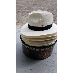 Mayser Panama Menton uv protection white