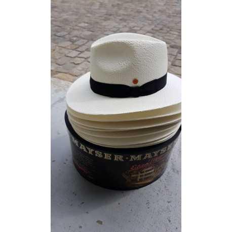 Mayser Panama Menton anti uv blanc