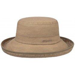 Stetson chapeau soleil femme Delave