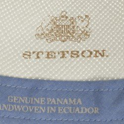Stetson Trilby Panama - Chapellerie ile de Ré
