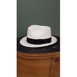 City Sport Panama trilby white