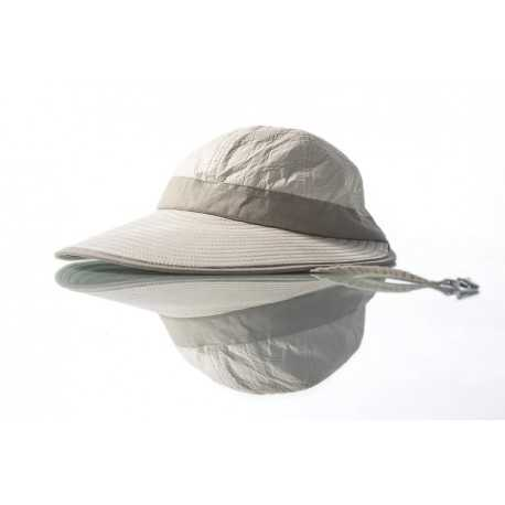 Soway Bauloise visor with large anti UV cap - Chapellerie ile de Ré