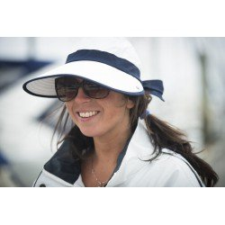 Soway Bauloise visor with large anti UV cap
