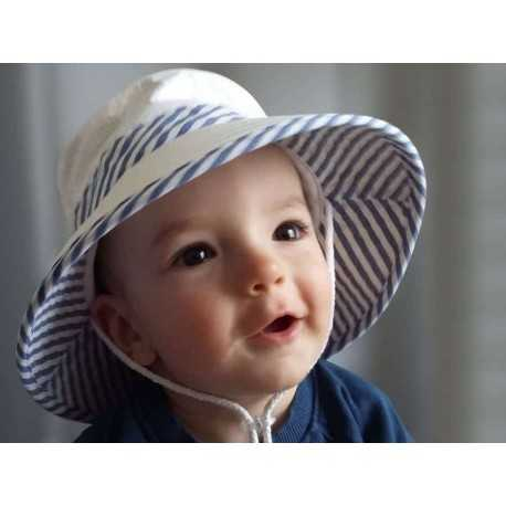 Soway anti uv kids cap Leoanrd