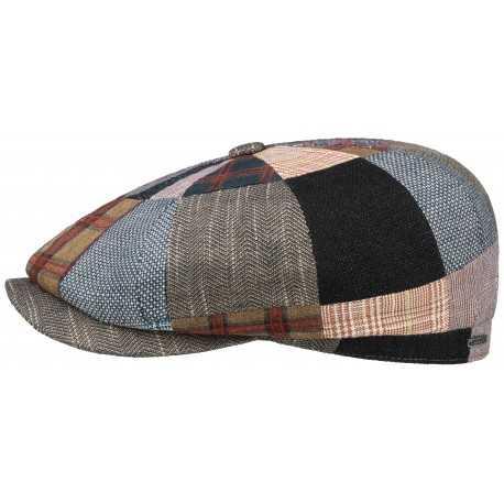 Stetson cap Haterras patchwork