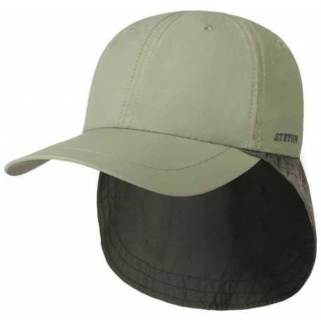 Stetson casquette baseball nylon