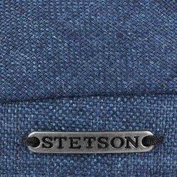 Stetson cap blue linen - Chapellerie ile de Ré
