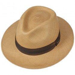 Stetson chapeau traveller Panama - Chapellerie ile de Ré