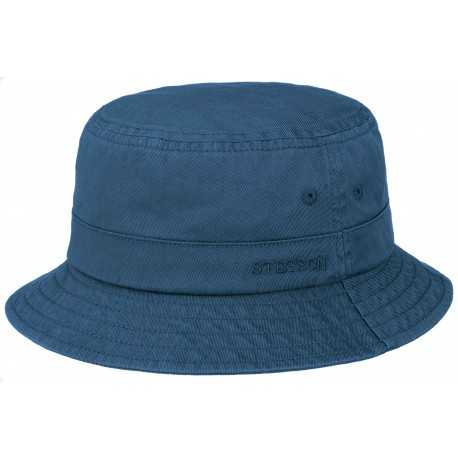 Stetson cotton bucket UV protection - Chapellerie ile de Ré