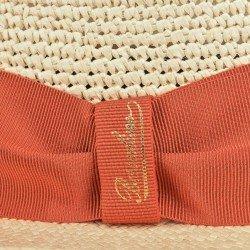 Borsalino Panama semi crochet - Chapellerie ile de Ré