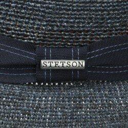 Stetson fedora crochet raffia - Chapellerie ile de Ré