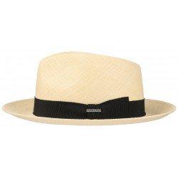 Stetson Panama fedora hat