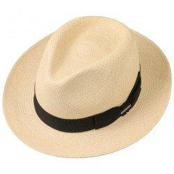 Stetson Panama fedora hat - Chapellerie ile de Ré