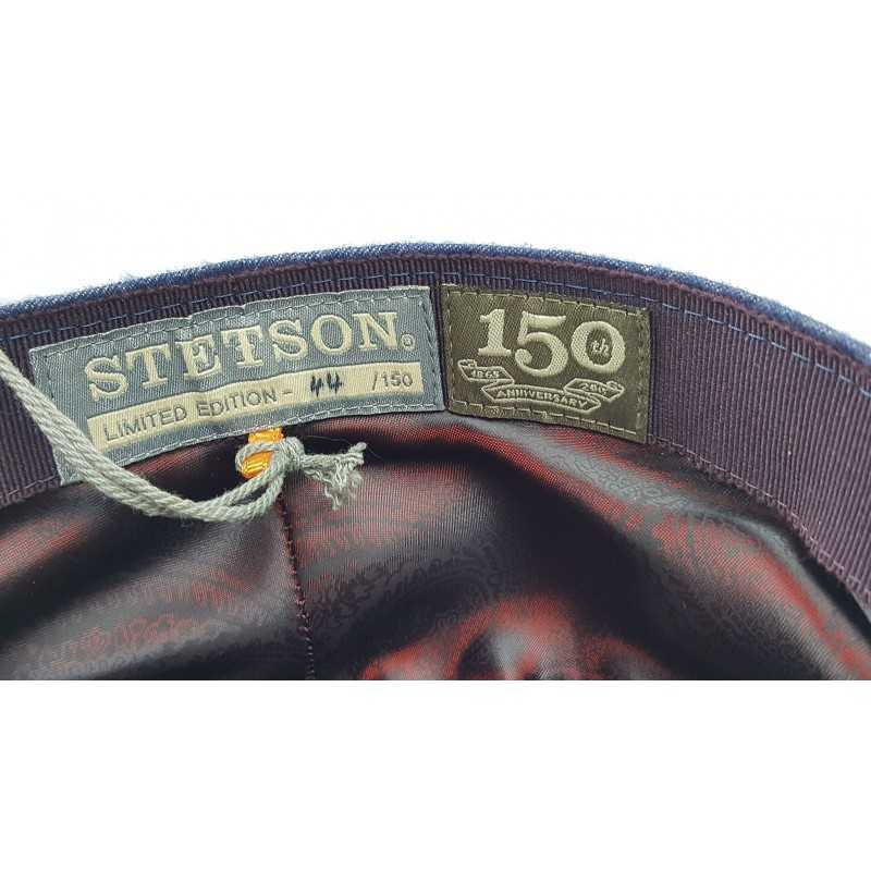 fashion styles quality products excellent quality Hat shop, France. Stetson Hatteras Cashmere limited edition ...