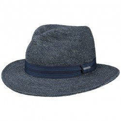 Stetson Crochet Traveller Raffia Hat