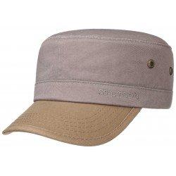 Stetson casquette armée beige