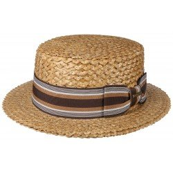 Stetson Boater wheat