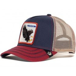 Casquette Goorin Bros let it ring Freedom aigle