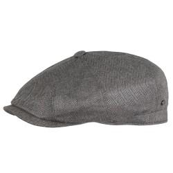 Stetson casquette hatteras laine, cachemire et soie