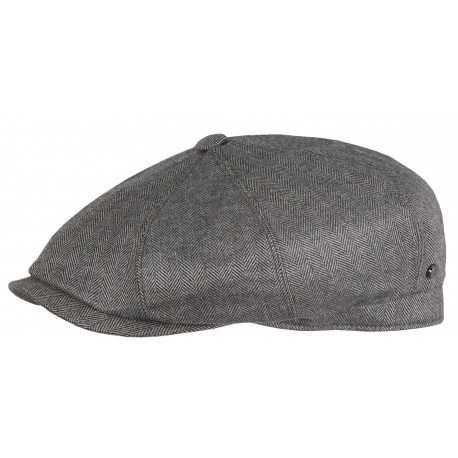 Stetson cap hatteras woool, cashmere and silk - Chapellerie ile de Ré