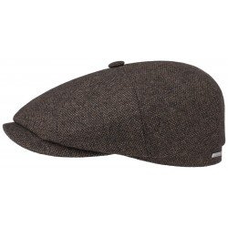 Stetson cap Hatteras wool