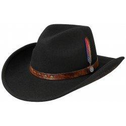 Stetson western hat woolfelt - Chapellerie ile de Ré