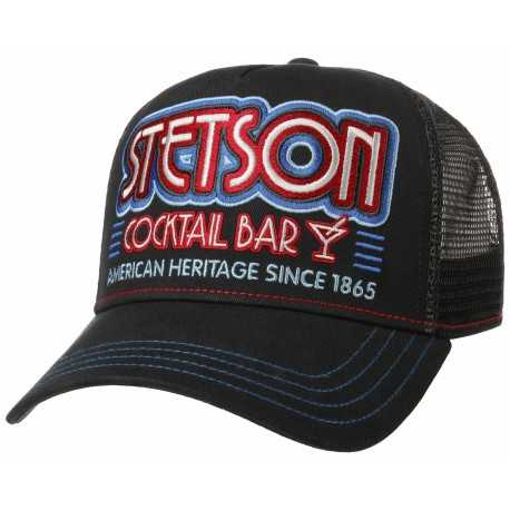 Stetson trucker cap cocktail bar - Chapellerie ile de Ré