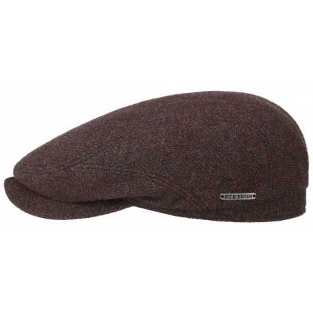 Stetson casquette laine Herringbone - Chapellerie ile de Ré