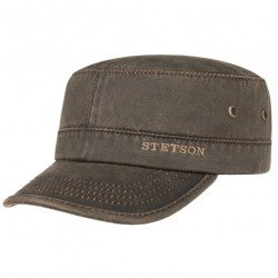 Stetson cap army copes