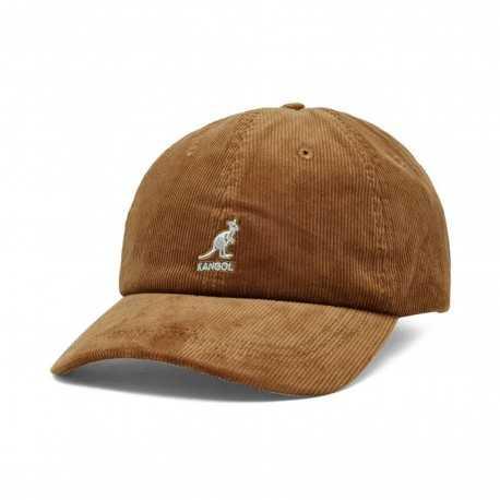 Kangol casquette Cord Baseball