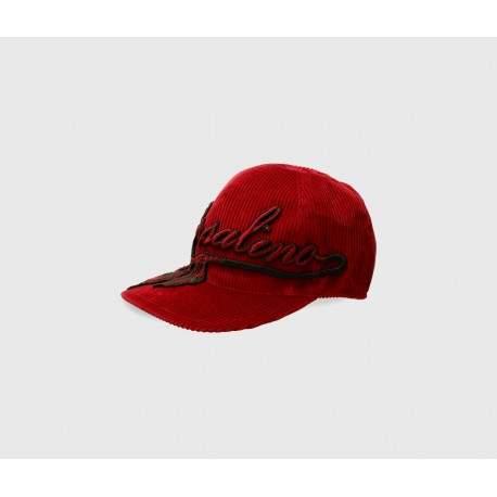 Borsalino casquette baseball Velvet - Chapellerie ile de Ré