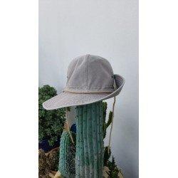 chapeau Crambes pampa - Chapellerie ile de Ré